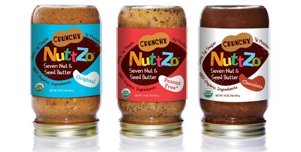 Nuttzo Organic Nut Butter
