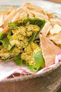 Egg Salad Curried