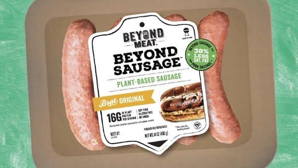 Beyond Meat Beyond Sausage