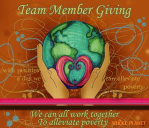 Team Member Giving