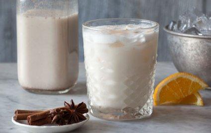 Spiced Almondmilk Punch