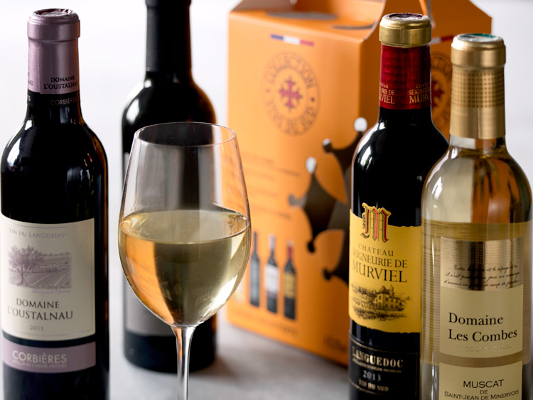 French Petits Châteaux Discovery Pack, Vins Du Sud Collection