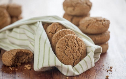 Maple and Almond Butter Cookies