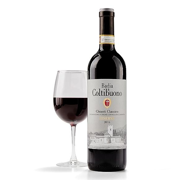 Badia a Coltibuono Chianti Classico Riserva Wine