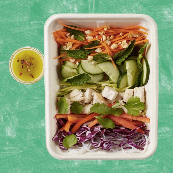 Whole Foods Market™ Build-Your-Own Thai Salad
