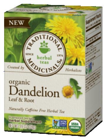 Traditional Medicinals Dandelion Tea