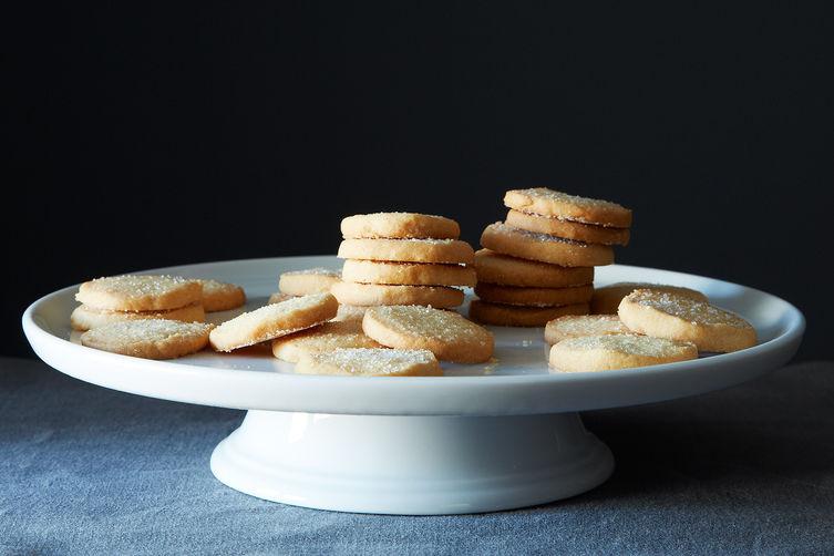 Coconuttiest Shortbread Cookies