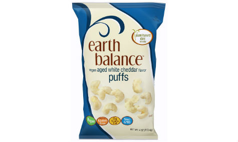 Earth Balance White Cheddar Puffs