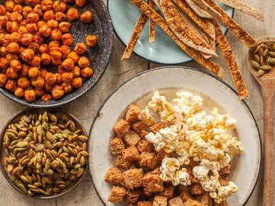 Crunchy Spanish Chickpeas