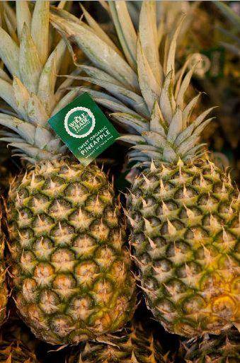 Whole Trade Pineapple