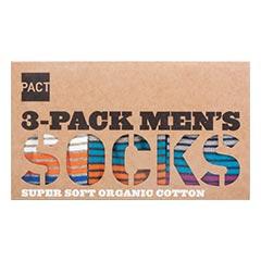 PACT Men's Socks