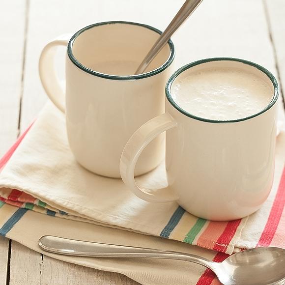 Rose Water and Cardamom Yogurt Lassi
