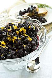 blueberrysauce