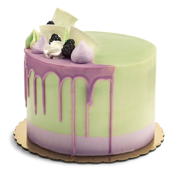 Blackberry Lime Cake from Whole Foods Market