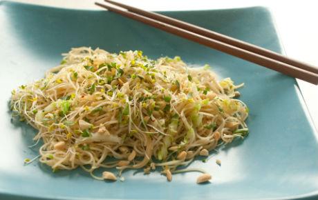 Chinese Style Longevity Noodles