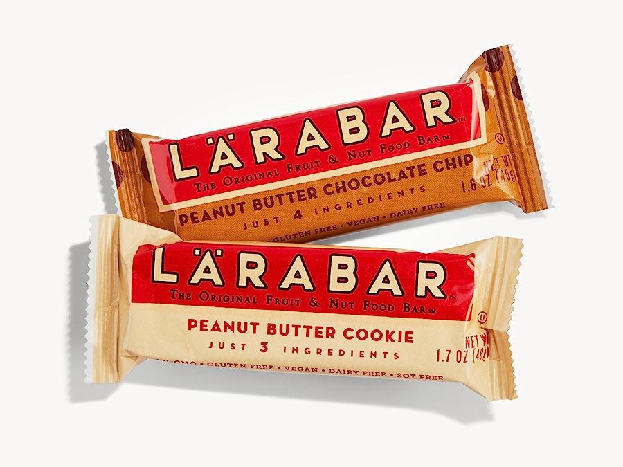 Larabar in various flavors