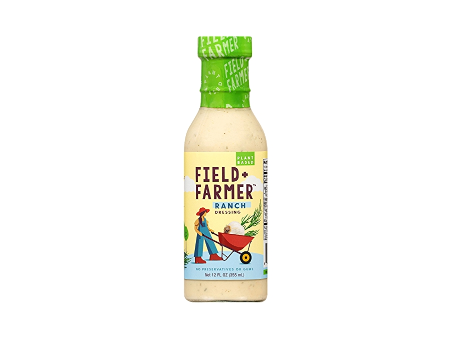 Field and Farmer Plant Based Ranch Dressing bottle