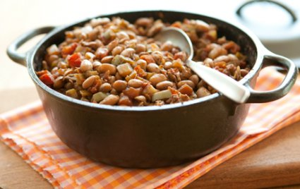 Summer Baked Beans