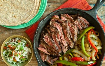 https://www.wholefoodsmarket.com/recipe/skillet-skirt-steak-fajitas-jicama-salsa