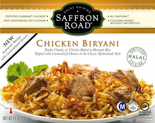 Saffroan Road Chicken Biryani