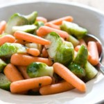 Carrots and Sprouts