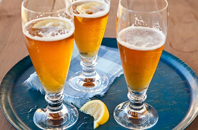 There's nothing like a cold beer on a hot day!
