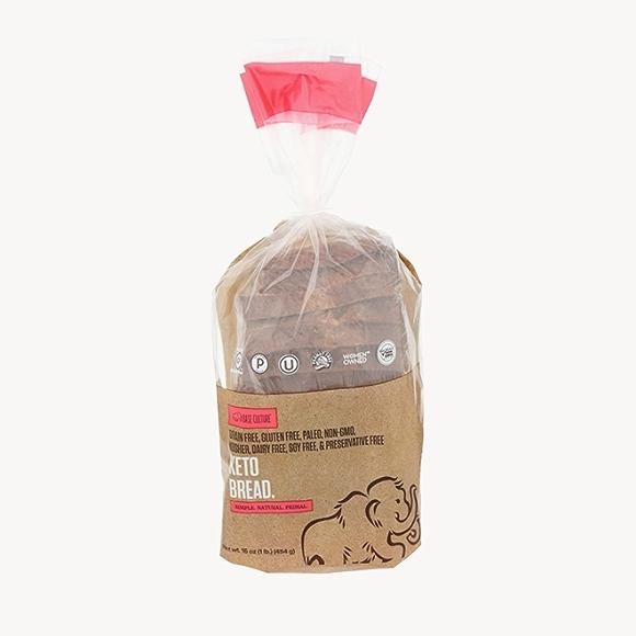 Base Culture Original Keto Bread