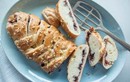 Braided Breakfast Danish