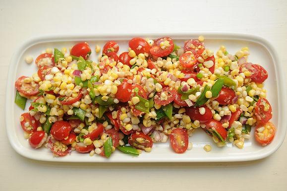 Amangansett Corn Salad