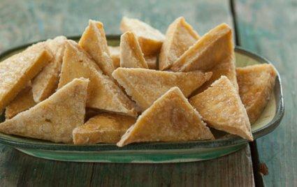 Learn to Cook: Crispy Tofu