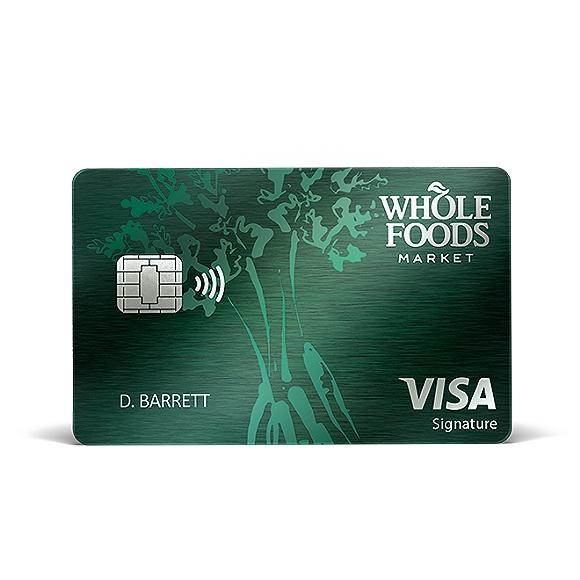 Co-Branded Credit Card
