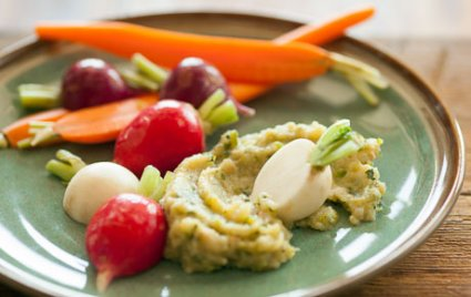 Butter Bean-Zucchini Spread