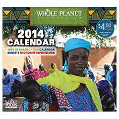 Whole Planet Calendar