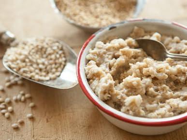 Slow Cooker Honey-Vanilla Multigrain Hot Cereal