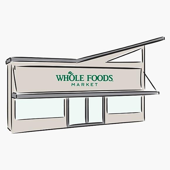 Illustration of Whole Foods Location