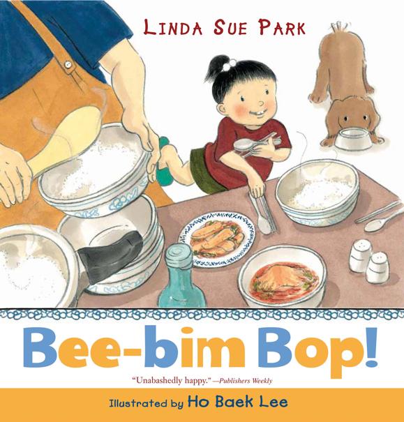 Kid's Book Club: Bee-Bim Bop, by Linda Sue Park