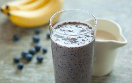 Blueberry Banana Smoothie Recipe