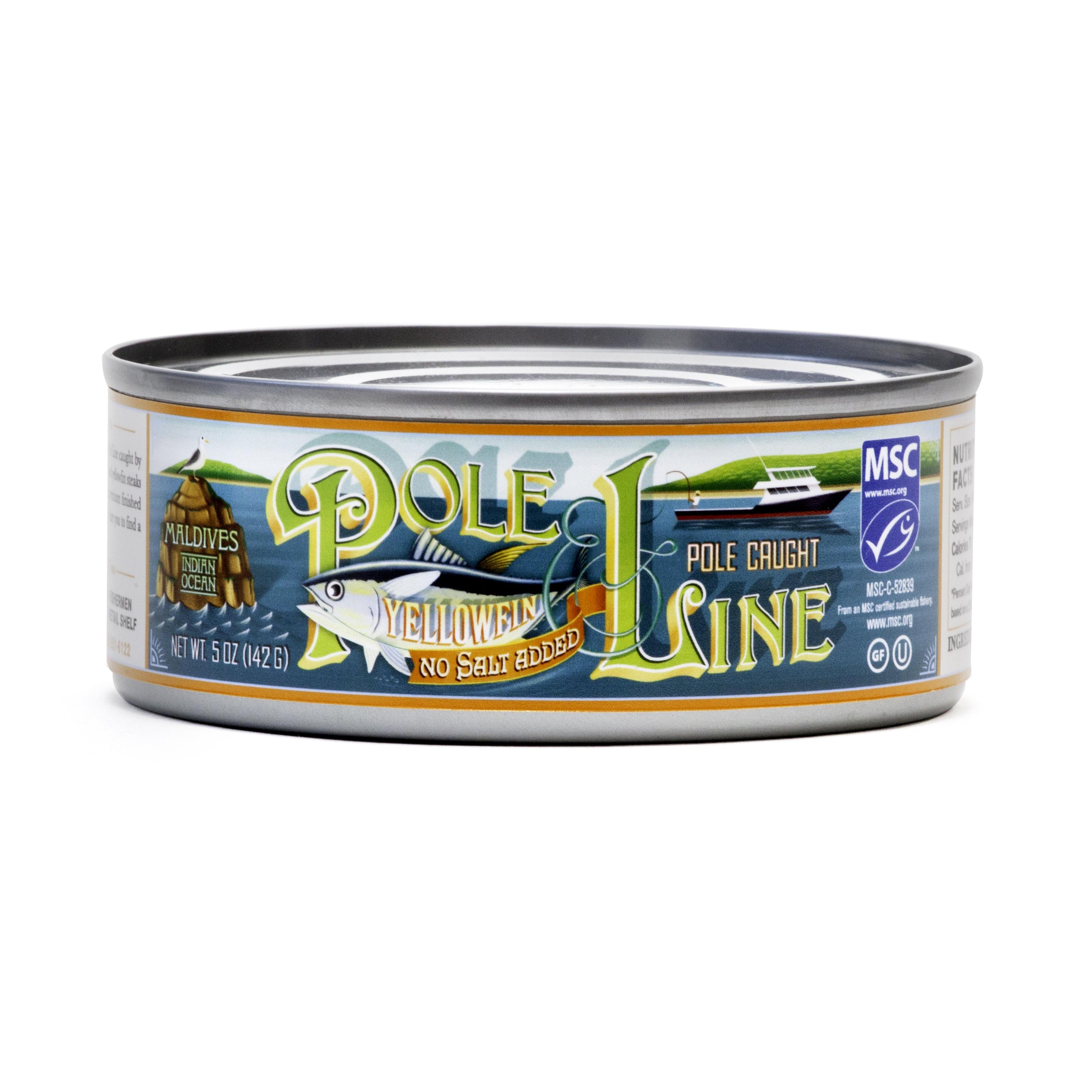 Pole & Line Tuna
