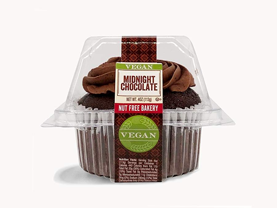 image of vegan cupcake