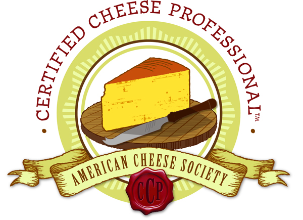 Certified Cheese Professional Logo