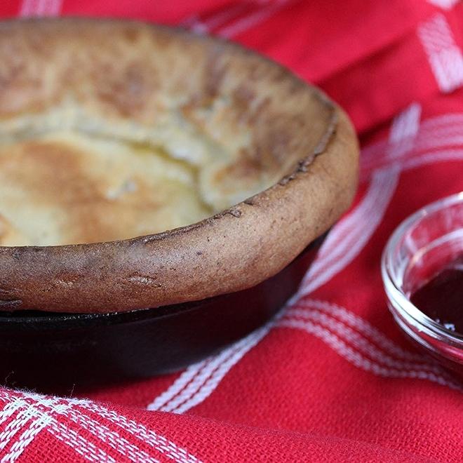 Chai-spiced Dutch Baby Pancake