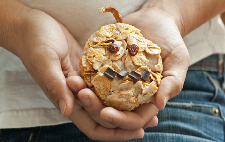 No-Bake Halloween Cookies