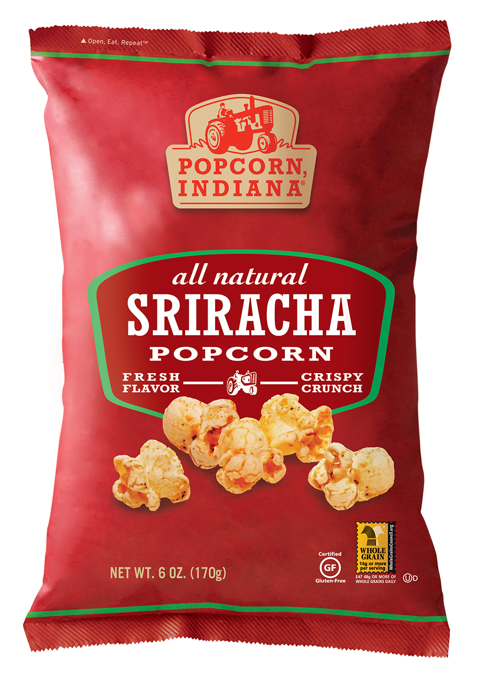 Popcorn Indiana Sriracha Popcorn