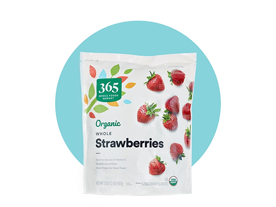 365 by whole foods market strawberries in package