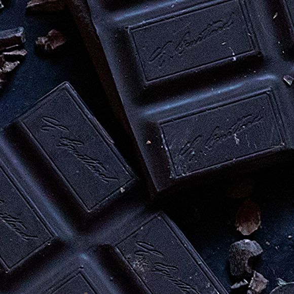 bittersweet chocolate pieces