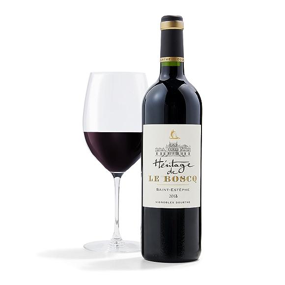 Héritage de le Boscq Bordeaux Wine