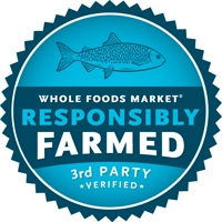 Whole Foods Market Responsibly Farmed Seafood
