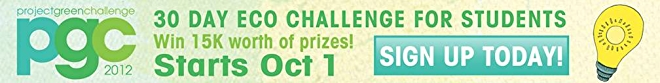 Project Green Challenge