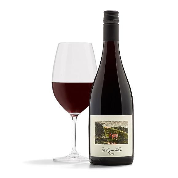 bottle of Bonny Doon Le Cigare Volant wine