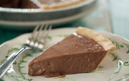 Vegan Mocha Pie